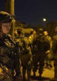 الاحتلال يعتقل مواطنة جنوب شرق بيت لحم
