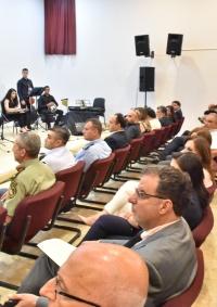 بالصور: الحفل الختامي لمؤتمر مغتربي أبناء محافظة بيت لحم الثاني من مركز السلام بيت لحم