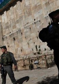 الاحتلال يعتقل طفلة قرب الحرم الابراهيمي