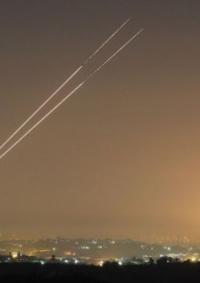 إطلاق صاروخ من غزة باتجاه النقب الغربي