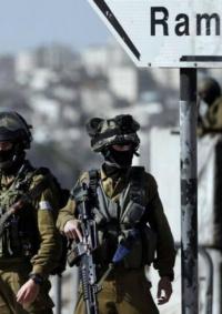 الاحتلال يغلق الطريق المؤدي لقرى غرب رام الله