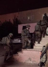 الاحتلال يعتقل مواطنين من مخيم الدهيشة جنوب بيت لحم