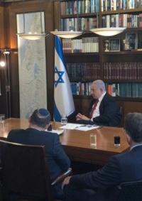 نتنياهو يلغي خطابًا له في الأمم المتحدة