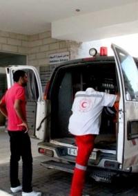 مصرع طفلة بحادث سير في نابلس