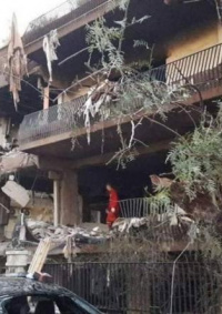 الاحتلال يحاول اغتيال اكرم العجوري في دمشق
