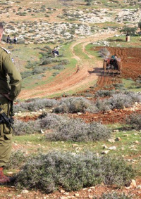 الاحتلال يستولي على مئات الدونمات من أراضي سلفيت