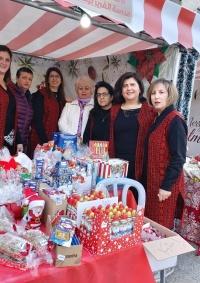 (شاهد) بيت لحم تحتفل بافتتاح فعاليات سوق الميلاد الدولي السنوي التقليدي التاسع عشر