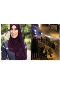 (فيديو) الاحتلال يعتقل رئيسة مؤتمر مجلس طلبة بيرزيت السابق