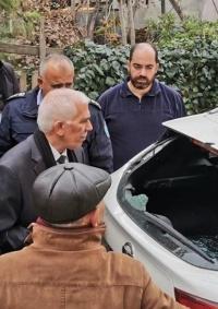 نقابة الصحافيين تدين الاعتداء على سيارة الزميل حسن عبد الجواد