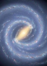 أرقام مرعبة.. باحثون يكشفون كتلة مجرة درب التبانة
