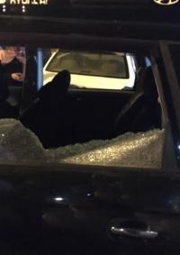مستوطنون يهاجمون مركبات المواطنين بالحجارة جنوب غرب بيت لحم