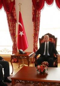 هنية يلتقي أردوغان