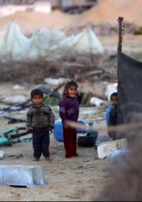 الحصار يتسبب في انعدام الأمن الغذائي لـ 70% من اسر غزة