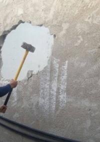 مقدسي يهدم منزله بيده- الاحتلال يشرد 6 افراد