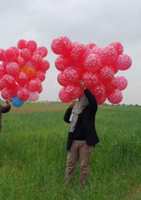 رداً على مماطلة الإحتلال بتنفيذ التفاهمات .. غزة تهدد بإطلاق مئات البالونات الحارقة نحو المتسوطنات