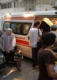 وفاة مواطنة وإصابة طفلتها بحادث سير غرب غزة