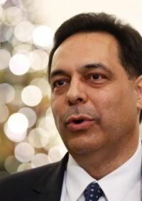 تشكيل حكومة جديدة في لبنان برئاسة دياب