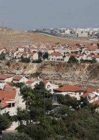 الاحتلال يشرع ببناء وحدات استيطانية جديدة في مستوطنة
