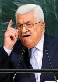 الرئاسة الفلسطينية : الضم لن يجلب الأمن والاستقرار لأحد