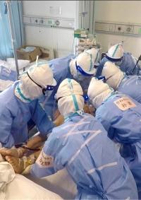 دراسة بريطانية: نصف مرضى كورونا الموجودين بالعناية المركزة فقط يتعافون