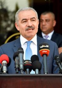 اشتية: نرحب بالأجواء المشجعة التي تظلل الحوار بين فتح وحماس حول الانتخابات