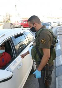 محافظ جنين يغلق بلدة ميثلون 4 أيام بسبب ارتفاع عدد الاصابات بكورونا