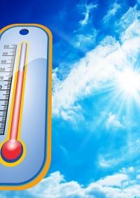 الطقس: أجواء حارة وأعلى من معدلها بـ 3 درجات