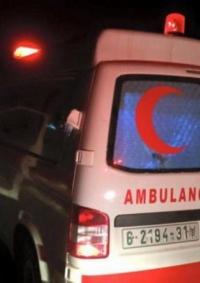 مصرع مواطنة وإصابة 8 أشخاص آخرين اثر حادث سير في جنين