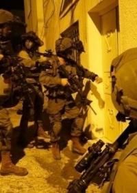 الاحتلال يعتقل أربعة مواطنين من بيت لحم
