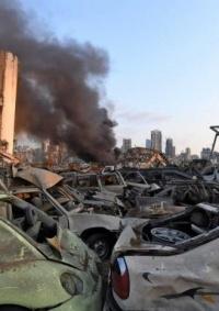 ارتفاع عدد ضحايا انفجار بيروت إلى 135 ونحو 5000 جريح