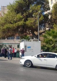 اجراء وقائي .. اغلاق المدخل الرئيسي لمستشفى بيت جالا الحكومي بعد تأكيد إصابات جديدة بـ