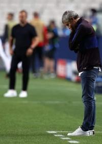 توقعات بإقالة مدرب برشلونة قريباً بعد الفضيحة أمام بايرن ميونخ .. هذا هو البديل