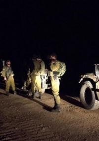 قوات الاحتلال تطلق النار على شبان شمال رام الله