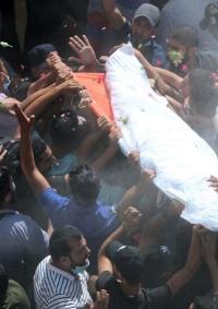 هنية: اتصالات مع القاهرة لتأمين عودة الصياد المصاب إلى غزة