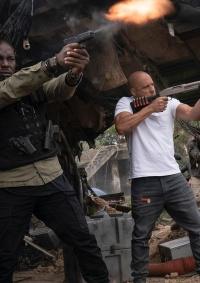 صورة جديدة من كواليس فيلم Fast & Furious 9