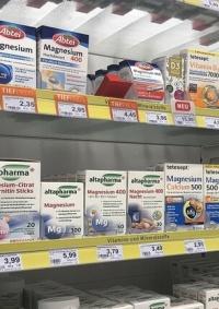ما هي مخاطر نقص المغنيسيوم في الجسم؟
