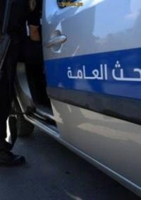شرطة بيت لحم تقبض على مشتبه به بسرقة شنطة سفر من استراحة أريحا