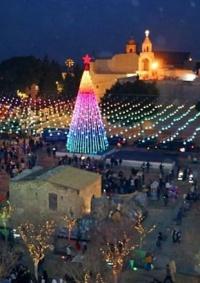 هكذا ستُضيئ بيت لحم أشجار الميلاد في ظل كورونا