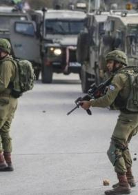 جنين: الاحتلال يقتحم المنطقة الجنوبية لصانور وموقع