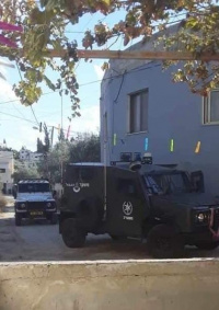 الاحتلال يصور منازل ويستجوب ساكنيها في زبوبا غرب جنين