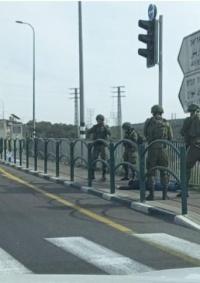 استشهاد شاب برصاص الاحتلال قرب مستوطنة ارئيل