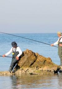 بسبب التلوث البحري- دولة الاحتلال تقرر منع تسويق اسماك البحر المتوسط