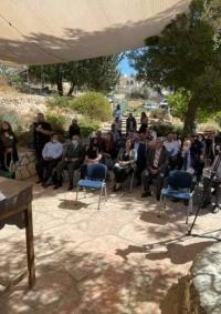 سلطة جودة البيئة وجامعة بيت لحم يفتتحان مركز للتنوع الحيوي في بيت لحم