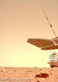زلازل المريخ توفر نظرة مفصلة على الكوكب الأحمر من الداخل