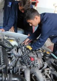ابو جيش: التخصصات المهنية السبيل الأنجع لمكافحة البطالة وخلق فرص عمل جديدة