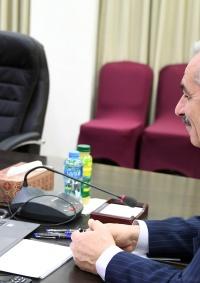اشتية يطالب بالضغط على إسرائيل لدفع المستحقات المالية للسلطة الوطنية
