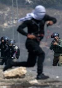 اندلاع مواجهات مع الاحتلال في الخضر جنوب بيت لحم
