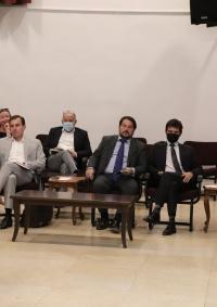 بلدية بيت لحم تبحث مع قناصل وممثلي بعثات دبلوماسية فعاليات عيد الميلاد المجيد