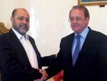 وفد حماس إلى موسكو لن يبحث المصالحة