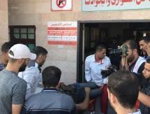 الطواقم الطبية تنتشل جثامين 3 شهداء شمال بيت لاهيا
